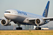 N778UA - United Airlines Boeing 777-200 aircraft