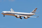 9K-GBA - Kuwait - Government Airbus A340-500 aircraft