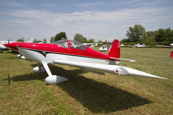 I-WOLF - Private Vans RV-7