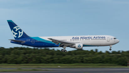 HS-AAB - Asia Atlantic Airlines Boeing 767-300ER