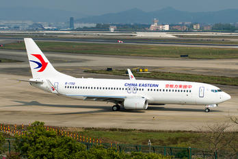 B-1722 - China Eastern Airlines Boeing 737-800