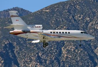 C-GJLB - Private Dassault Falcon 50EX