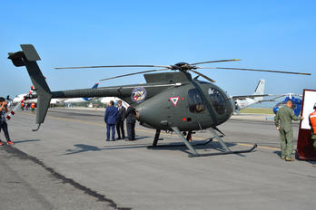 1139 - Mexico - Air Force MD Helicopters MD-500E