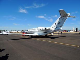 N71F - Private Cessna 525B Citation CJ3