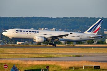 F-GSPG - Air France Boeing 777-200ER