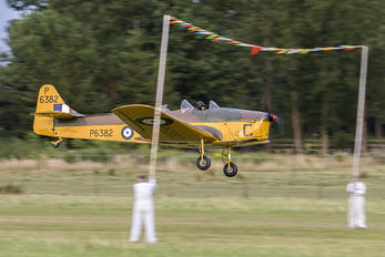 G-AJRS - The Shuttleworth Collection Miles M.14 Magister