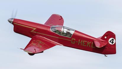 G-HEKL - Private Beale Replica Percival Mew Gull