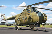 565 - Germany - Democratic Republic Air Force Mil Mi-4 aircraft