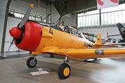 AA+615 - Germany - Air Force North American Harvard/Texan (AT-6, 16, SNJ series) aircraft