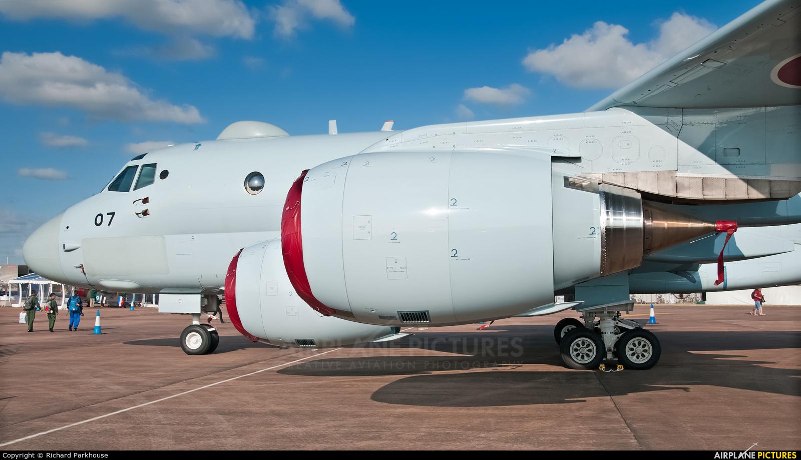 Japan - Maritime Self-Defense Force 5507 aircraft at Fairford