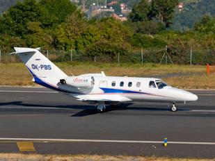 OK-PBS - Queen Air Cessna 525 CitationJet