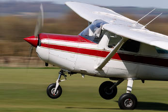 G-CGFG - Private Cessna 152
