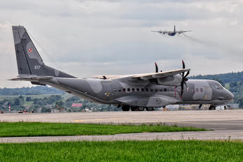 017 - Poland - Air Force Casa C-295M