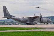 017 - Poland - Air Force Casa C-295M aircraft