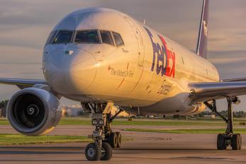 N991FD - FedEx Federal Express Boeing 757-200F