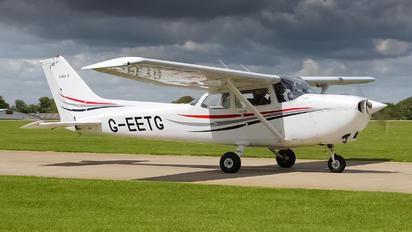 G-EETG - Private Cessna 172 Skyhawk (all models except RG)