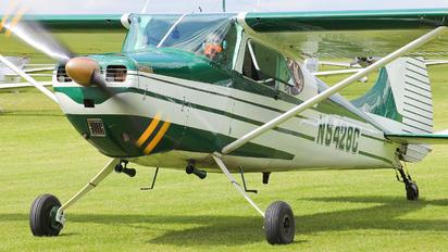 N5428C - Private Cessna 170