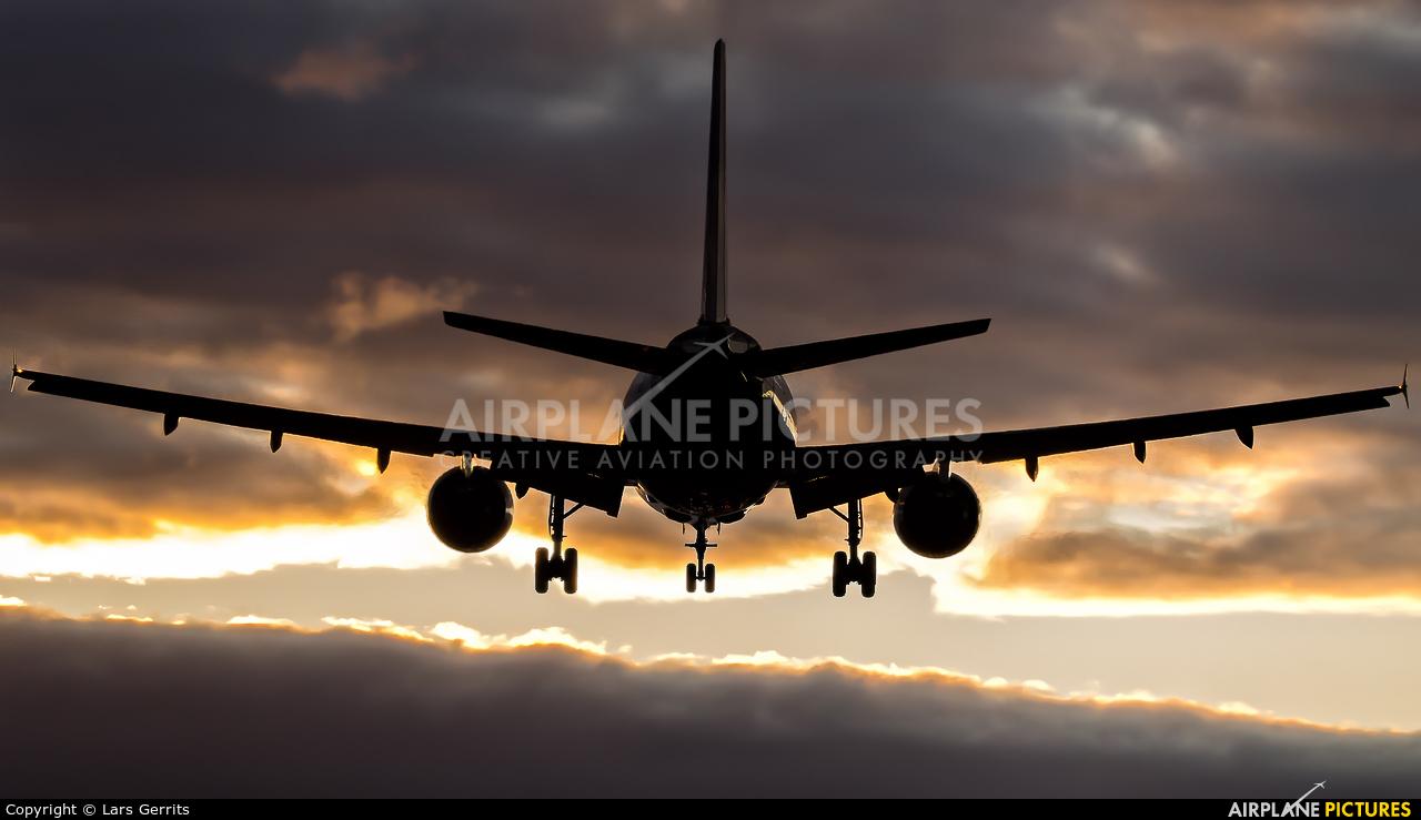 Air Transat C-FDAT aircraft at Amsterdam - Schiphol
