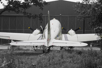 G-AMYJ - Royal Air Force Douglas DC-3