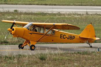 EC-JBP - Private Piper PA-18 Super Cub