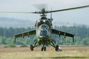 272 - Poland - Army Mil Mi-24D aircraft