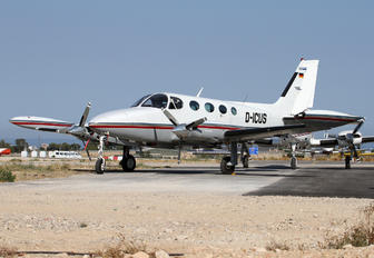 D-ICUS - Private Cessna 340