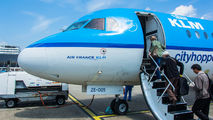 PH-KZE - KLM Cityhopper Fokker 70 aircraft