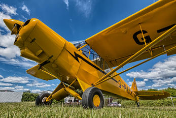 G-HACK - Private Piper PA-18 Super Cub