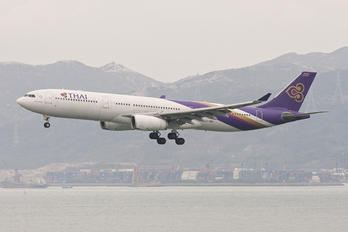 HS-TBC - Thai Airways Airbus A330-300