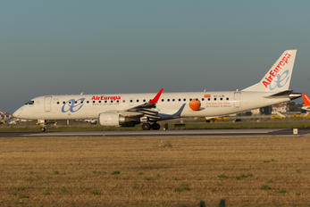 EC-LIN - Air Europa Embraer ERJ-195 (190-200)