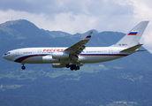 RA-96014 - Rossiya Ilyushin Il-96 aircraft