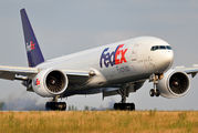 N864FD - FedEx Federal Express Boeing 777F aircraft