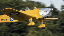 G-AKAT - Private Miles M.14A Hawk Trainer 3 aircraft