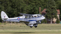 G-AIDL - Air Atlantique de Havilland DH. 89 Dragon Rapide aircraft