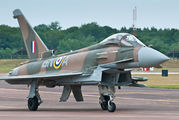 ZK349 - Royal Air Force Eurofighter Typhoon FGR.4 aircraft