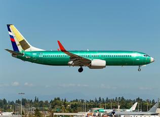 N1787B - Aeroflot Boeing 737-800