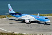 OO-JEB - Jetairfly (TUI Airlines Belgium) Embraer ERJ-190 (190-100) aircraft