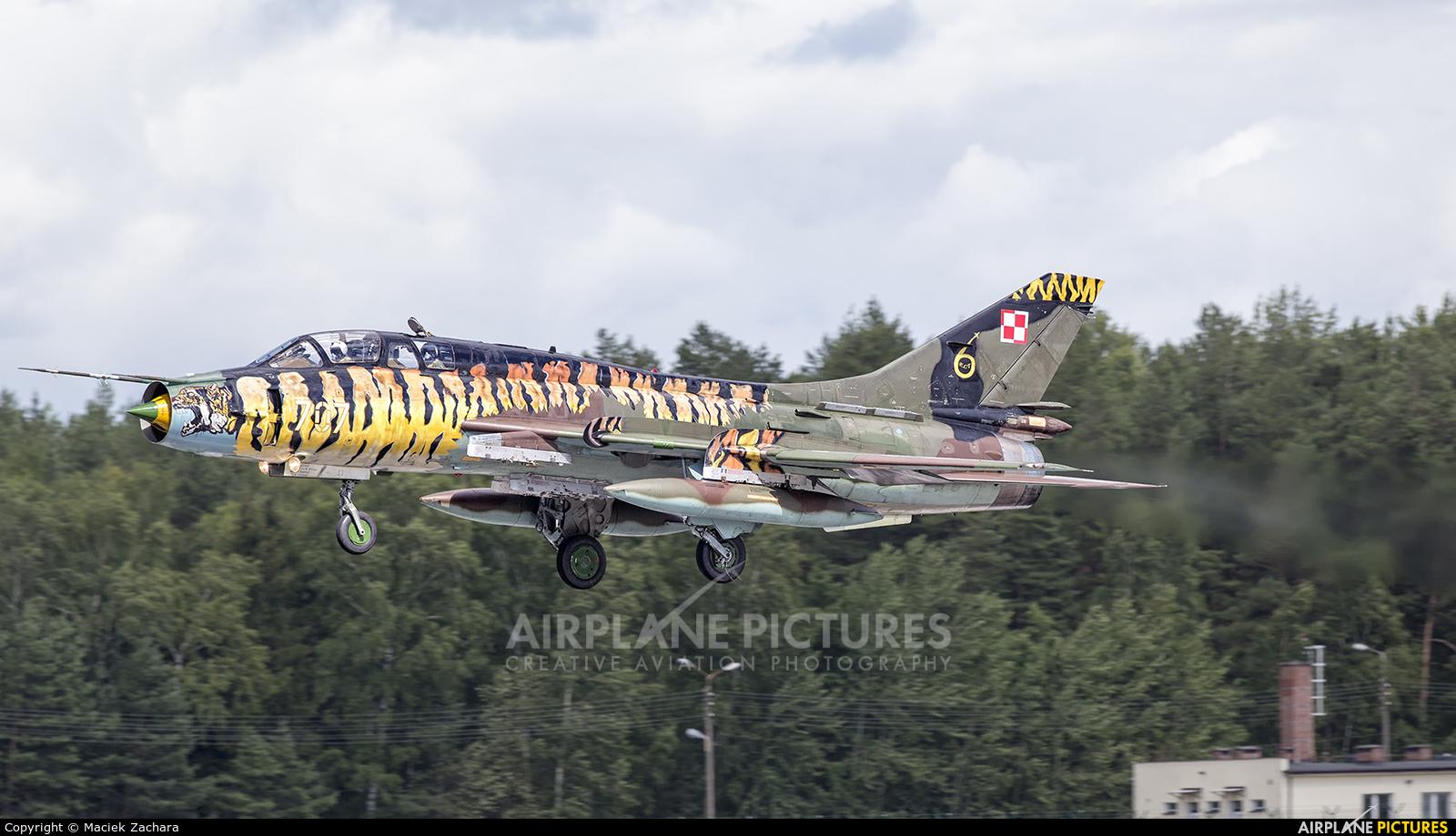 Poland - Air Force 707 aircraft at Gdańsk - Lech Wałęsa