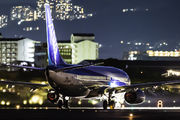 JA72AN - ANA - All Nippon Airways Boeing 737-800 aircraft