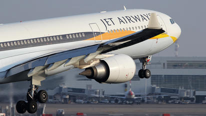VT-JWT - Jet Airways Airbus A330-300