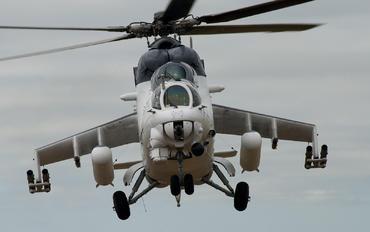 3370 - Czech - Air Force Mil Mi-35