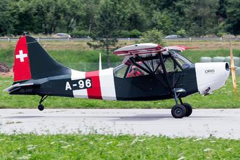 HB-TRY - Private Stinson L-5 Sentinel