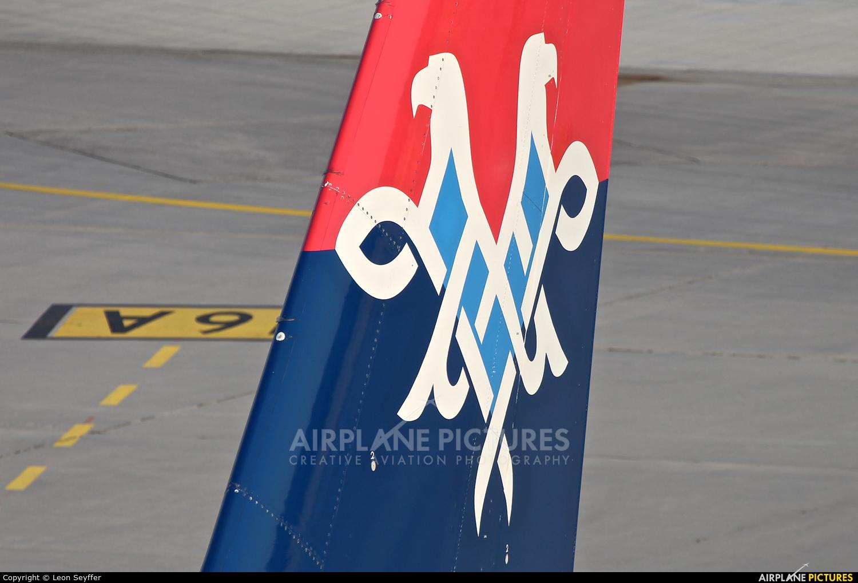 Air Serbia YU-APA aircraft at Stuttgart