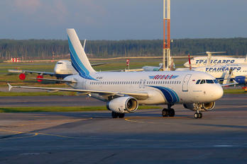 VP-BCN - Yamal Airlines Airbus A320