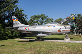 MM53-8278 - Italy - Air Force North American F-86K Sabre