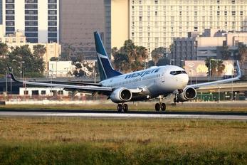 C-GWJG - WestJet Airlines Boeing 737-700