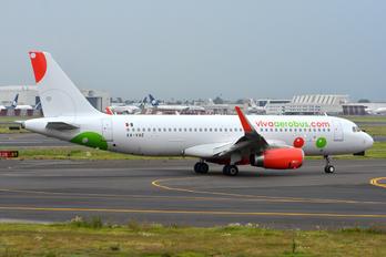 XA-VAE - VivaAerobus Airbus A320