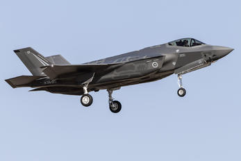 A35-001 - Australia - Air Force Lockheed Martin F-35A Lightning II