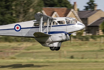 G-AIDL - Air Atlantique de Havilland DH. 89 Dragon Rapide