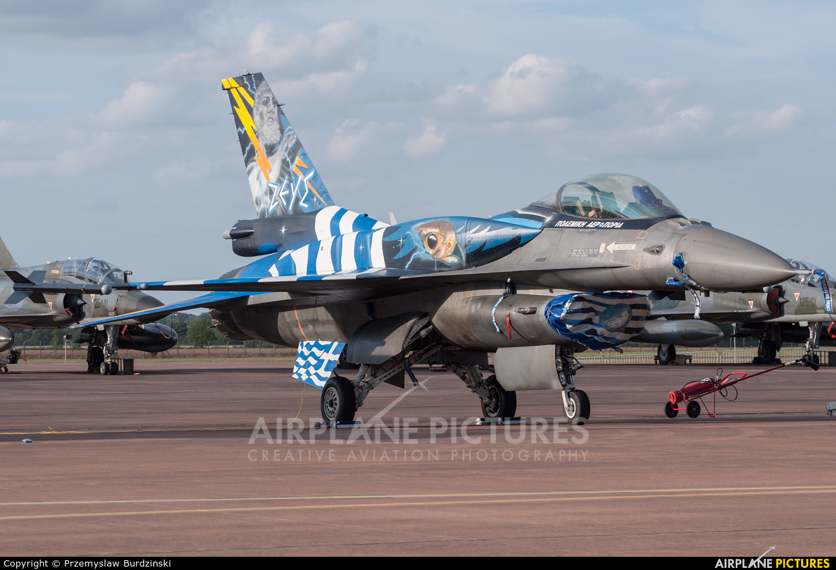 Greece - Hellenic Air Force 528 aircraft at Fairford